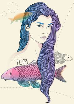 Pisces: the Fish.