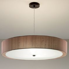 Round pendant by Chesolm Lighting