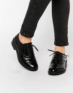 Truffle Collection | Zapatos Oxford Lona de Truffle Collection