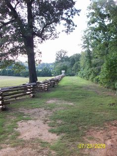 The Hornets Nest, Shiloh National Battlefield, TN