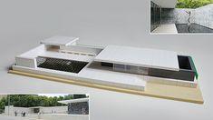 LEGO Architecture - Der Barcelona-Pavillon - New Ideas Pavilion Architecture, Modern Architecture House, Futuristic Architecture, Sustainable Architecture, Modern Buildings, Architecture Design, Architecture Models, Barcelona Architecture, Office Buildings