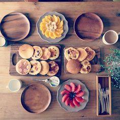 #breakfast #pancake @yuu1026 #Webstagram