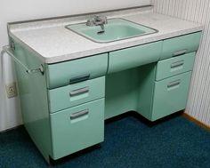 Five Vintage Lavanette Vanette Bathroom Vanities Oh My Fantastic