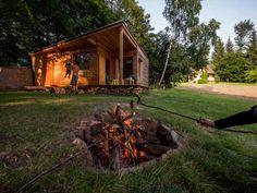 Dřevostavbu lze realizovat na místě bez elektřiny | Dřevostavby | Stavebnictví | www.asb-portal.cz