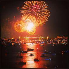 H A P P Y  N E W  Y E A R !!! #happynewyear #2016 #sydney #fireworks #9pm #sydneylocal #view #magic #sydneyharbourbridge #harbour #bridge #ocean #family #friends #celebrate #dailytelegraph #sydneyoperahouse #colours #art #light #fun #happiness #bringiton by juleshewett http://ift.tt/1NRMbNv