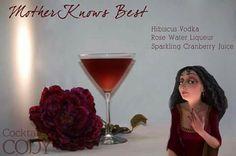 Mother Knows Best ~Disney Cocktails Disney Cocktails, Disney Alcoholic Drinks, Hawaiian Cocktails, Alcoholic Shots, Alcoholic Desserts, Party Drinks, Cocktail Drinks, Fun Drinks, Cocktail Recipes