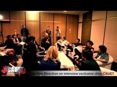 Les One Direction en interview exclusive chez CAUET - NMA 2013 - C'Cauet sur NRJ