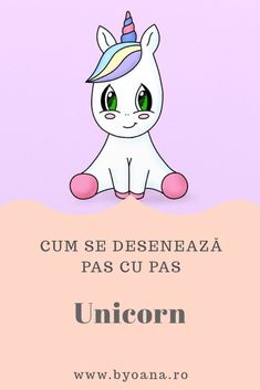 Unicorn - cum se desenează, #desen pas cu pas #learntodraw #drawing Learn To Draw, Life Hacks, Drawings, Diy, Fictional Characters, Learn Drawing, Sketches, Do It Yourself, Bricolage