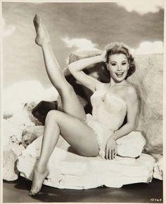 Mitzi Gaynor Bikini