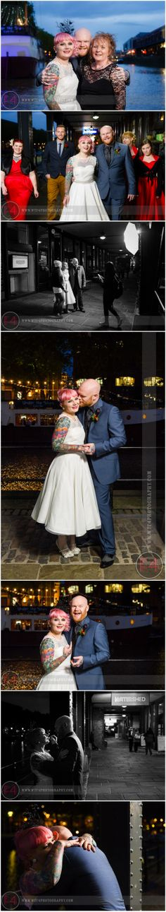 Maria & Sam § Wedding Photography § Under The Stars, Bristol