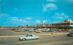 COLONIAL PLAZA SHOPPING CENTER (photo is circa mic 60s) in Orlando. Most of, if not all, us made many trips to this mecca of merchandise as we grew up. Below is a condensed history of it.      COLONIAL PLAZA, originally an open-air, strip center, was built on a 45 acre tract, located 1.7 miles northwest of downtown Orlando. The T.G. Lee Dairy had occupied the site previously as a pasture for the milk cows.  A Publix supermarket in the strip center opened February 2, 1956. Other charter…