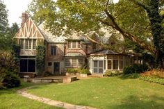 Colonial Tudor Style, in New Jersey  5 bedrooms  7.5 baths  Guest/Pool house