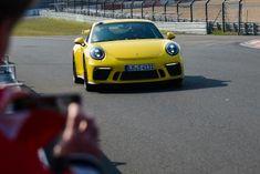 Nouvelle GT3 au Nürburgring : 12,3 s plus vite que la précédente ! /