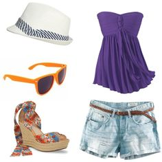Summer, created by beerhodes15.polyvore.com
