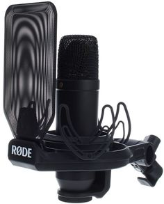 Rode NT1-Kit, Large diaphragm condenser microphone