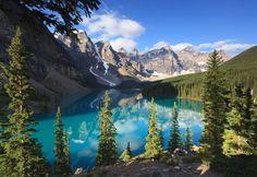 9位 カナダ/カナディアン・ロッキー山脈自然公園群 3,876人が選んだ世界遺産ランキングBEST20!「実際に行ってよかった所」1位は…?
