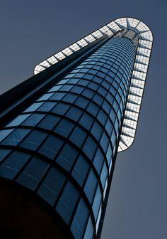 The flatiron by Jef Van den Houte, via 500px.
