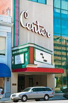 Center Theater - High Point, North Carolina, built 1939