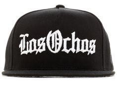 Los Ochos Snapback Cap by REBEL 8 21aa2e8a0278