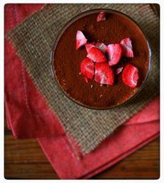 Strawberry tiramisu for a friend