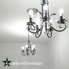 #BuildDifferent can be two chandeliers in your laundry room.  #YQR #ModernHome #CustomBuild #CustomHomes #quality #modern #original #home #design #imagine #creative #style #realestate #trueoriginal #dreamhome #architecture #dreamhomes #interior #YQRbuilds #construction #house #builder #homebuilder #showhome #beautiful #preparation #dream #DamnGoodHouses