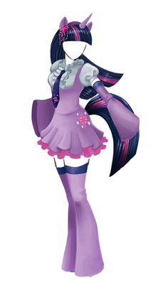 Twilight Sparkle Concept!