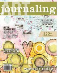 Art Journaling Summer 2016 - Stampington