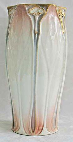Прекрасная эпоха модерна - Керамика по эскизам Жоржа де Фора (Georges de Feure, 1868-1943)