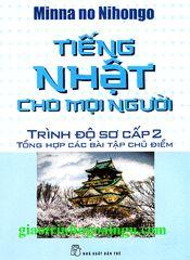 Sách Minnano Nihongo 2 Bài Tập Chủ Điểm