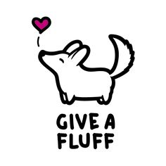Give A Fluff is a pet brand which is inspired by, and here to help animals. We're dedicated to art, design, creativity and community.