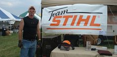 Eagle Ridge Saw Works uses Stihl! - Best Chainsaws in the World! Lumberjacks, Chainsaw Carvings, Special Events, Eagle, Business, The Eagles, Business Illustration, Vulture, Eagles