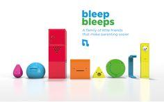 Super handig: een alarm in de vorm van leuke, kleurrijke figuren. Bevestig aan een wieg, een deur, of -voor stiekemerds- de koektrommel of snoeppot; als de Bleep Bleep (met leuke namen zoals Sammy Screamer) beweegt gaat hij piepen en kun je instellen dat je een melding krijgt op je smartphone. Veilig, handig en kindvriendelijk.