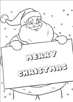 Home Decorating Style 2020 for Coloriage Joyeux Noel Pere Noel, you can see Coloriage Joyeux Noel Pere Noel and more pictures for Home Interior Designing 2020 2585 at SuperColoriage. Santa Coloring Pages, Printable Christmas Coloring Pages, Free Printable Coloring Pages, Colouring Pages, Coloring Pages For Kids, Coloring Books, Christmas Crafts For Kids, Xmas Crafts, Christmas Colors
