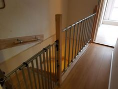 Pipe Railing, Stairs, Home Decor, Blue Prints, Stairway, Decoration Home, Room Decor, Staircases, Home Interior Design