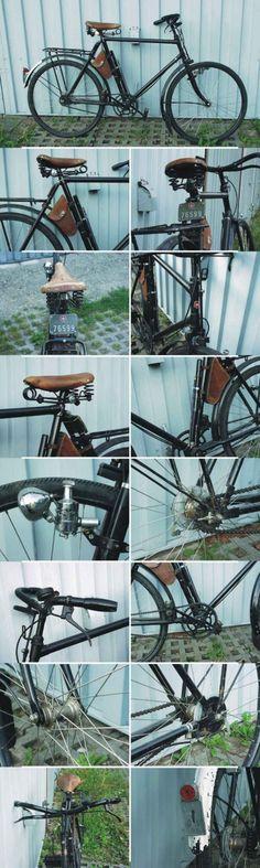 The Swiss Army Bike M05