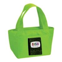 Favorite Subject Insulated Lunch Bag