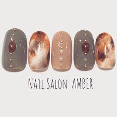 いいね!62件、コメント2件 ― Nail Salon AMBERさん(@nail_amber)のInstagramアカウント: 「#nailstagram #naildesign #nailart #nail #nails #instanails #amber #ネイル #ネイルアート #ジェルネイル #秋ネイル…」