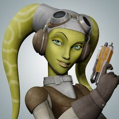hera syndulla | Vanessa Marshall Talks Star Wars Rebels