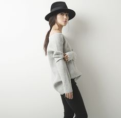CANDI, WOOL & CASHMERE KNITWEAR is now available at canditokyo.com ❤️ CANDIの今年のニット、ただいま発売致しました!