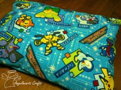 Angel Hearts Crafts: Cute Pillow Cases