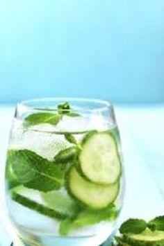 Cucumber Lime & Basil Prosecco Spritzer Cocktail Recipe