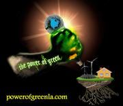 POWER TO URBAN COMMUNITIES  See Power Of Green's entire social presence: http://xeeme.com/powerofgreen