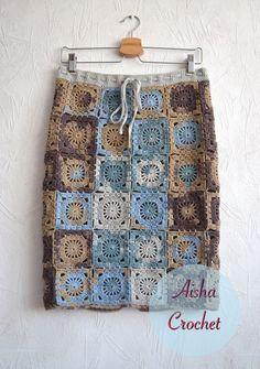 """Aisha Crochet"" вязаный стиль   VK"