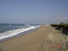 Praia da Península, Barra Velha (SC)