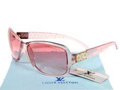 louis vuitton pink sunglasses