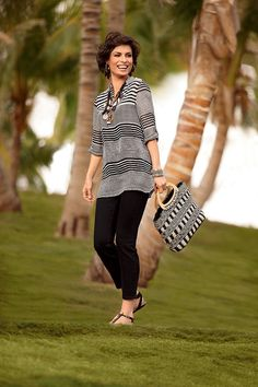 Stripe it rich! #chicos