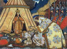 Dadon shemakha - Ivan Bilibin - Wikipedia