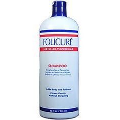 Folicure Shampoo 32oz For Fuller Thicker Hair (3 Pack) * Continue to the product at the image link.