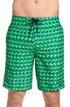 Nike 'Drift Away' Volley Swim Shorts available at #Nordstrom