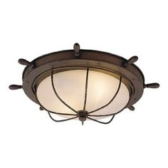 Orleans 15-Inch Nautical Light Fixtures